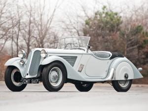 Fraser Nash BMW 319 Roadster – 1935