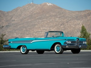 Edsel Corsair Convertible – 1959