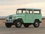 Toyota FJ40 Land Cruiser – 1966