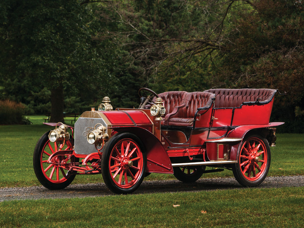 FIAT 60 HP Five-Passenger Tourer – 1905