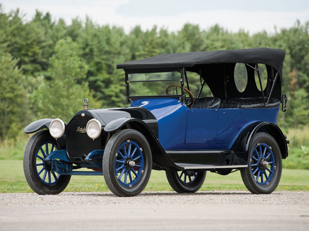Mitchell Light Six Six-Passenger Touring – 1915