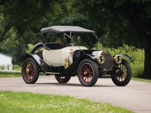 Mitchell Baby Six Roadster – 1912