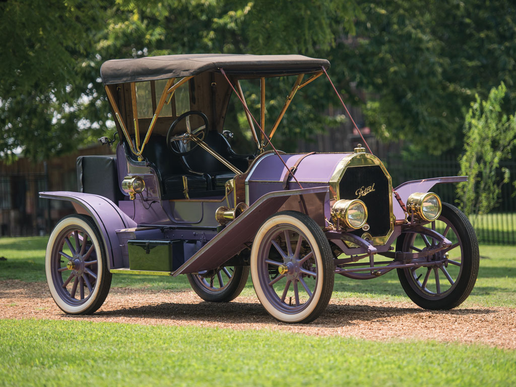 Petrel 30 HP Roadster – 1909