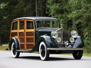 Rolls Royce 20 HP Shooting Brake by Alpe & Saunders – 1929