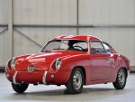 Fiat Abarth 750 GT Zagato 'Double Bubble' – 1956