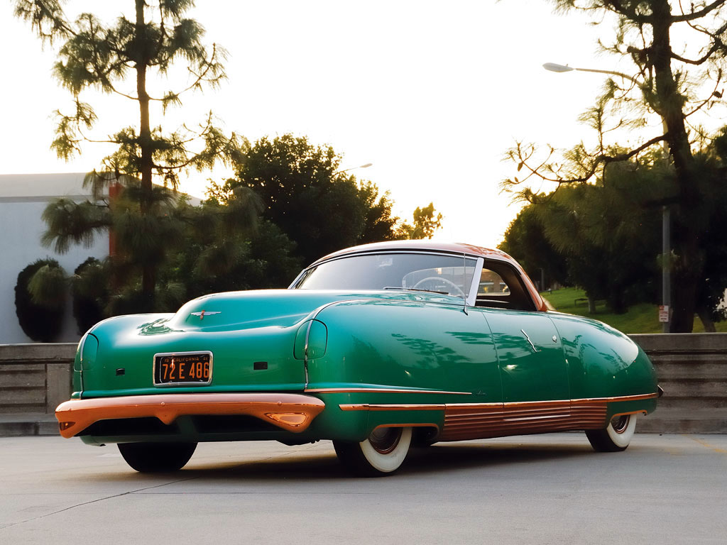 Chrysler Thunderbolt – 1941