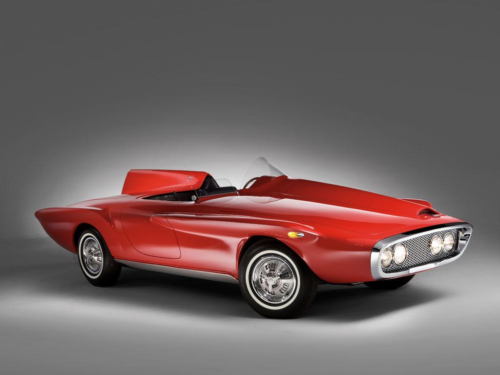 Plymouth XNR – 1960