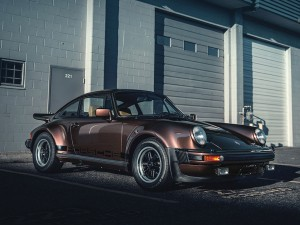 Porsche 911 Turbo – 1975