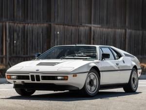 BMW M1 – 1981
