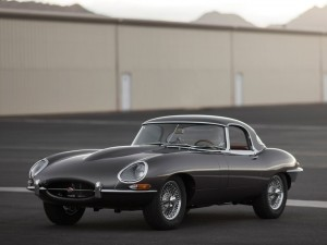 Jaguar E Type Series 1 4.2-Litre Roadster – 1965