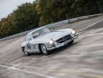 Mercedes Benz 300 SL 'Sportabteilung' Gullwing – 1955