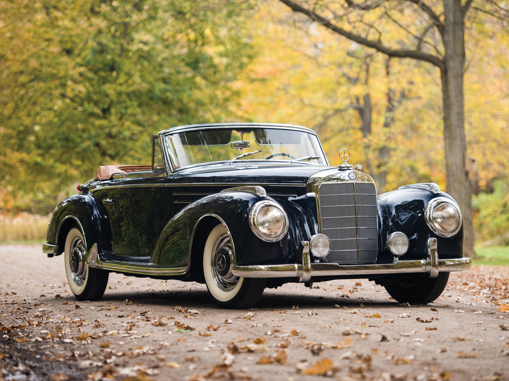 Mercedes Benz 300 Sc Roadster – 1956