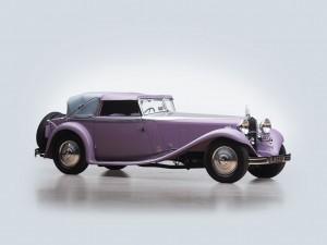 Delage D8 S Cabriolet by Fernandez et Darrin – 1934