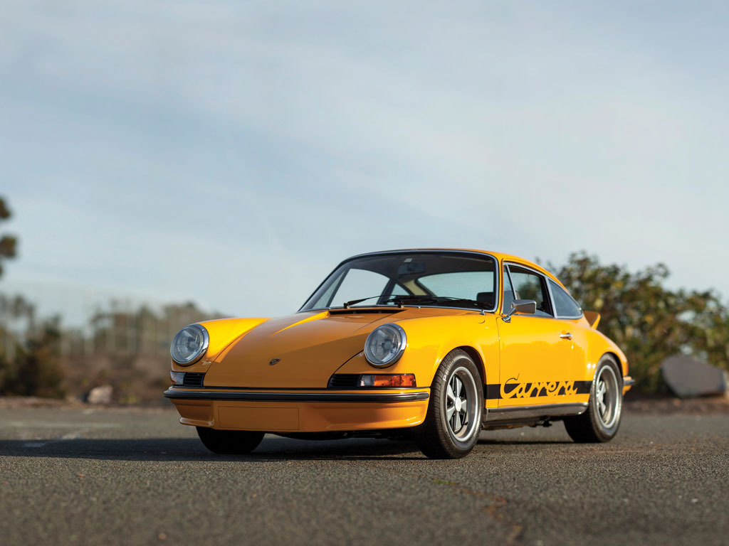 Porsche 911 Carrera RS 2.7 Touring – 1973