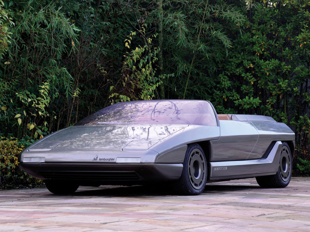 Lamborghini Athon – 1980