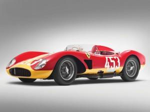 Ferrari 500 TRC Spider by Scaglietti – 1957