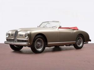 Alfa Romeo 6C 2500 SS Cabriolet – 1950