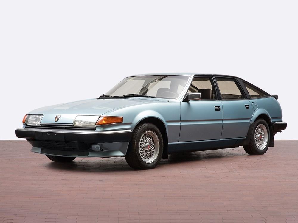 Rover SD1 3500 Vitesse  – 1985