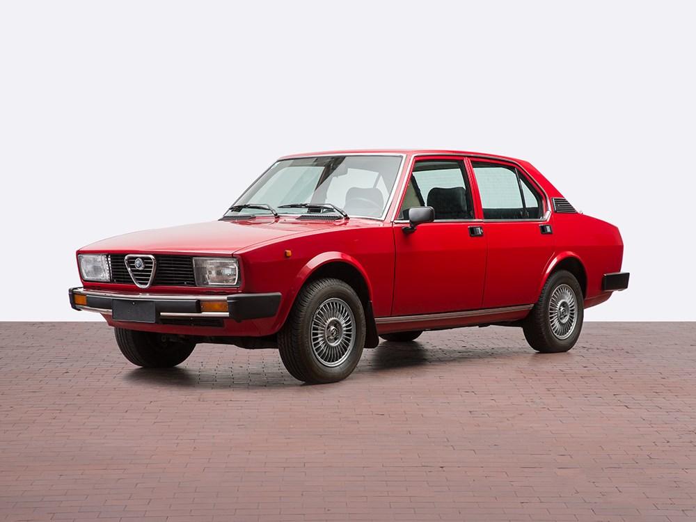 Alfa Romeo Alfetta 2.0 – 1979