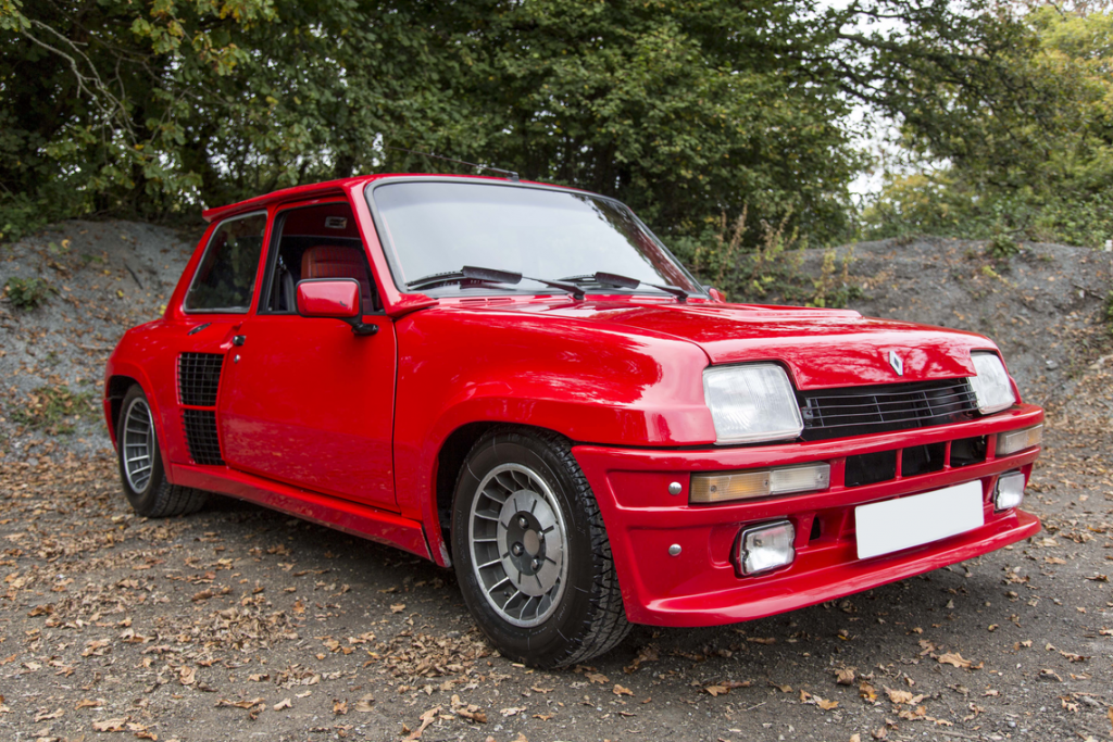 Renault 5 Turbo 1 – 1981
