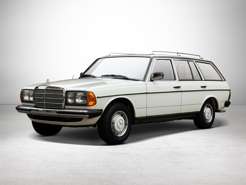 Mercedes Benz 240 TD – 1985