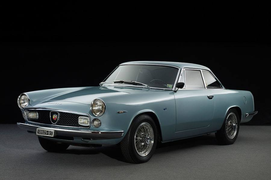Abarth 2400 Coupé Allemano – 1964