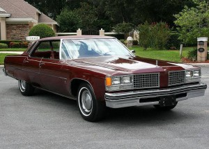 Oldsmobile 98 LS Hardtop Sedan – 1976