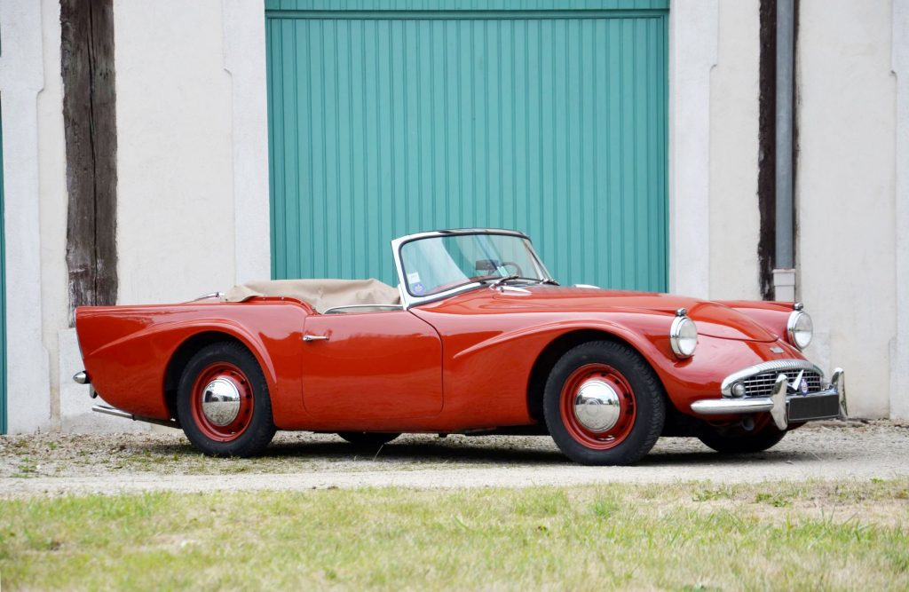 Daimler SP250 Roadster  – 1961