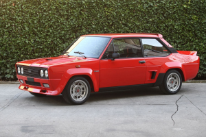 Fiat 131 Abarth Rally – 1977