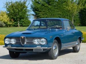 Alfa Romeo 2600 Sprint – 1965