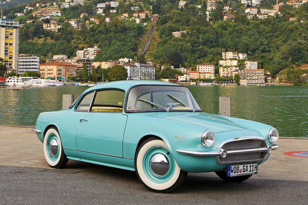 Volkswagen Type 1 Ghia-Aigle Coupé – 1956