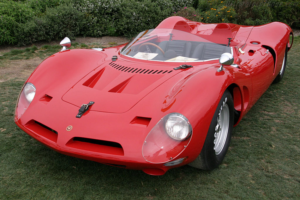 Bizzarrini P538 Barchetta