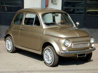 Fiat 500 Francis Lombardi My Car – 1970