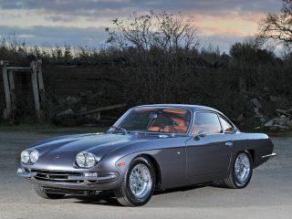 Lamborghini 400 GT 2+2 – 1966