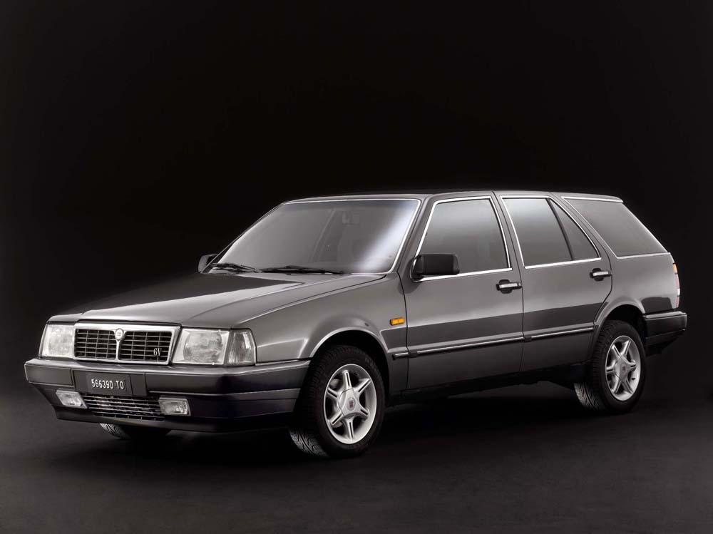 Lancia Thema Zagato Plus