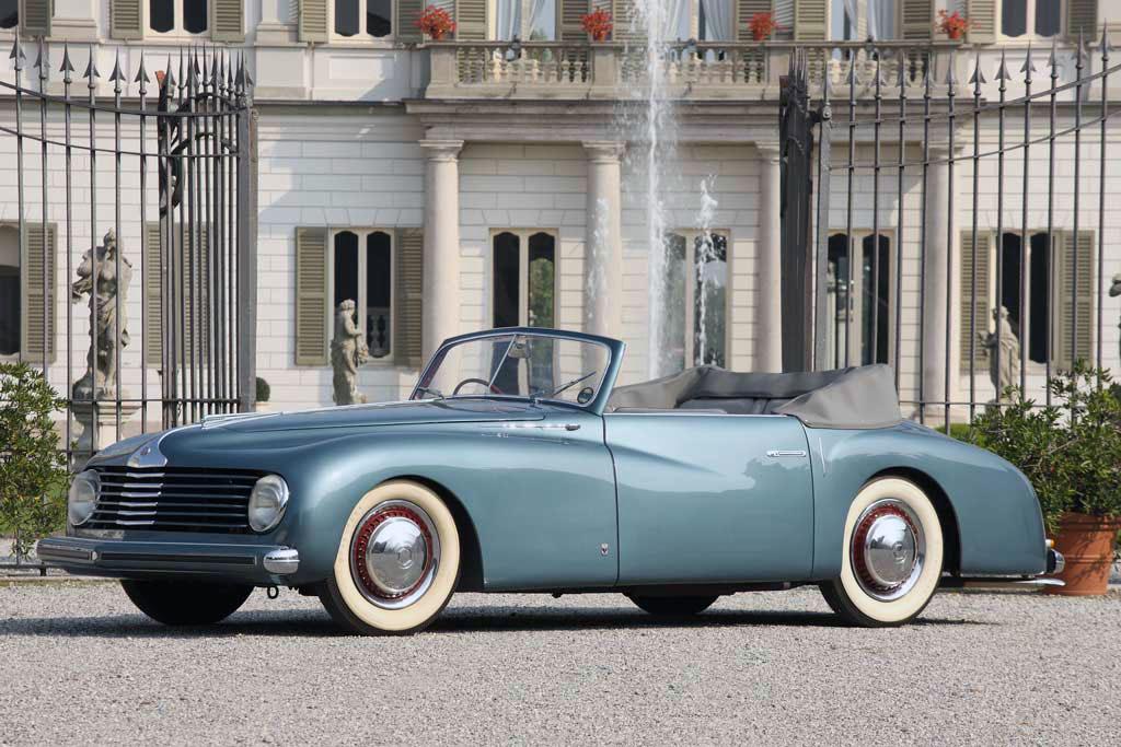 Alfa Romeo 6C 2500 Sport Stabilimenti Farina – 1947