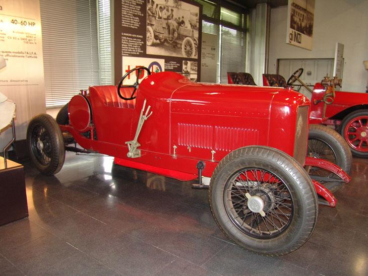 ALFA 40-60 HP Corsa – 1913