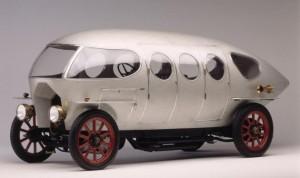ALFA 40-60 HP Aerodinamica siluro Ricotti – 1914