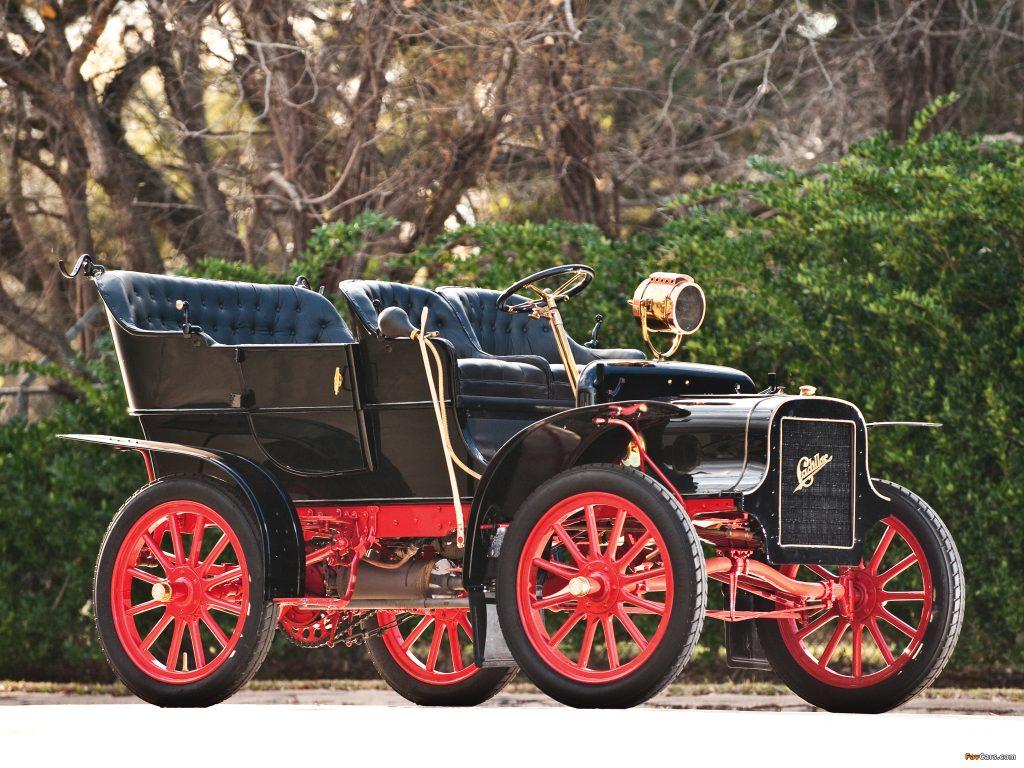 Cadillac Model M – 1907
