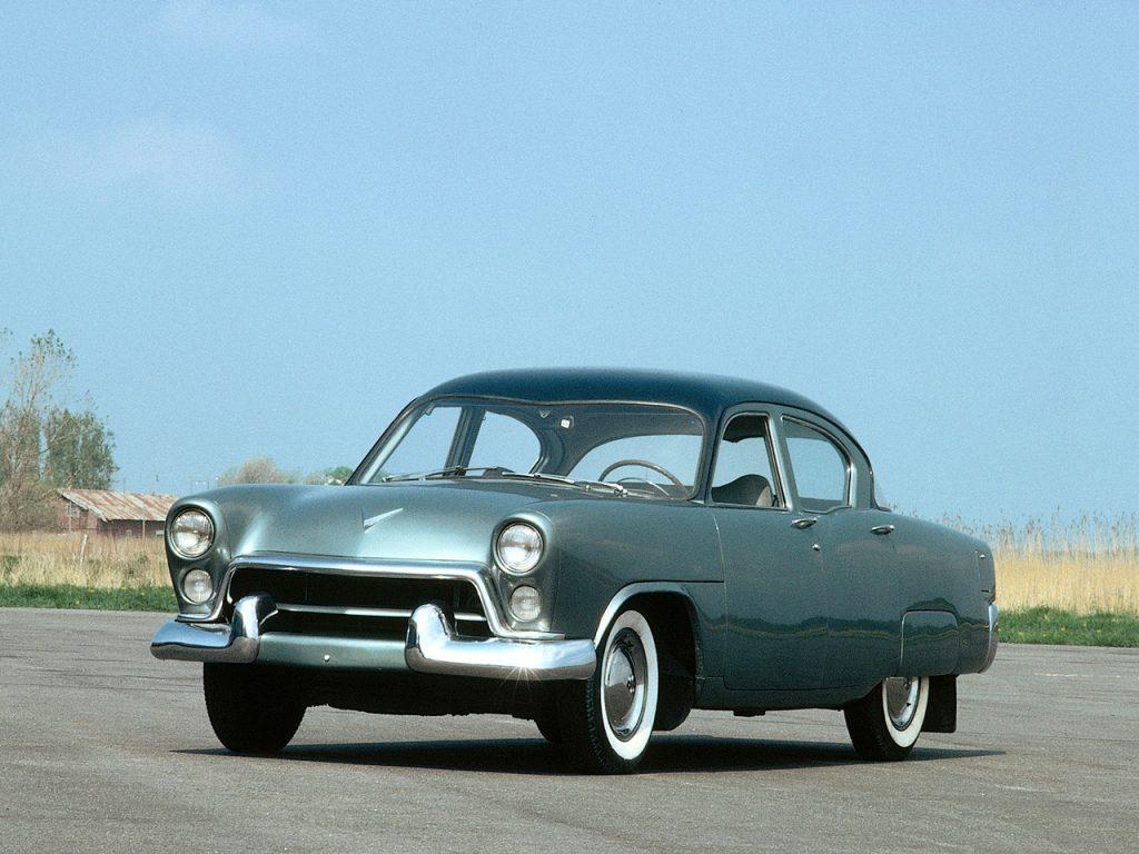 Volvo Philip Concept – 1952