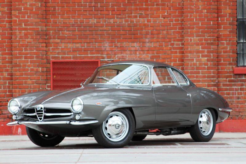 Alfa Romeo Giulia Sprint Speciale – 1965