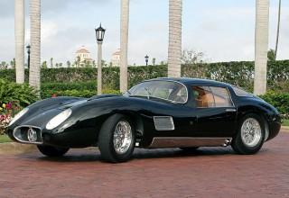 Maserati 450S Costin Zagato Coupe – 1957
