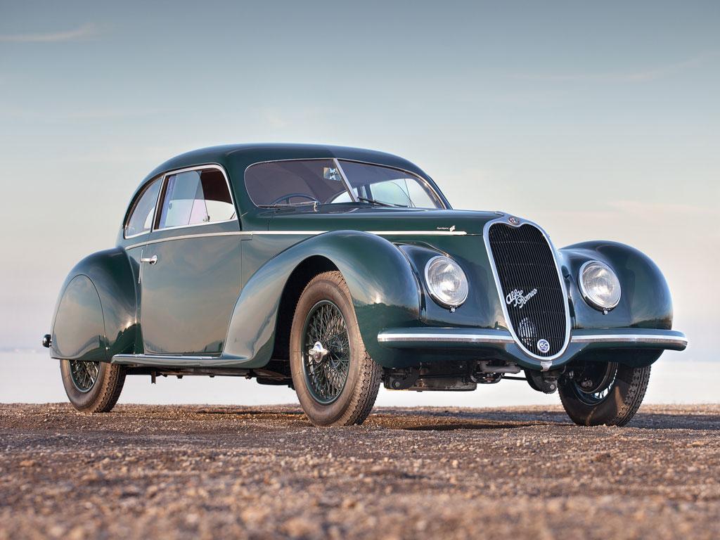 Alfa Romeo 6C 2500 Sport Berlinetta – 1939