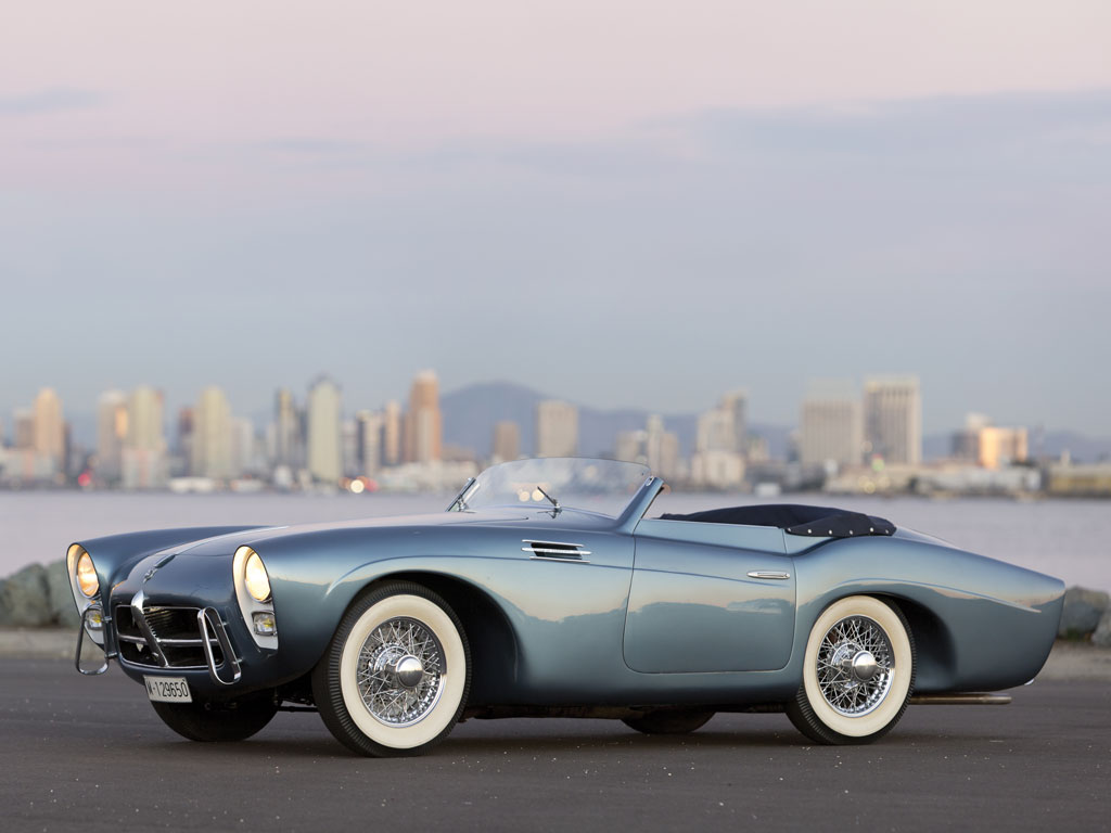 Pegaso Z102 Series II Cabriolet by Saoutchik – 1954