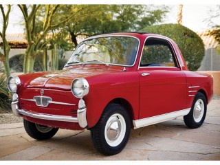 Autobianchi Bianchina Trasformabile II Serie – 1959