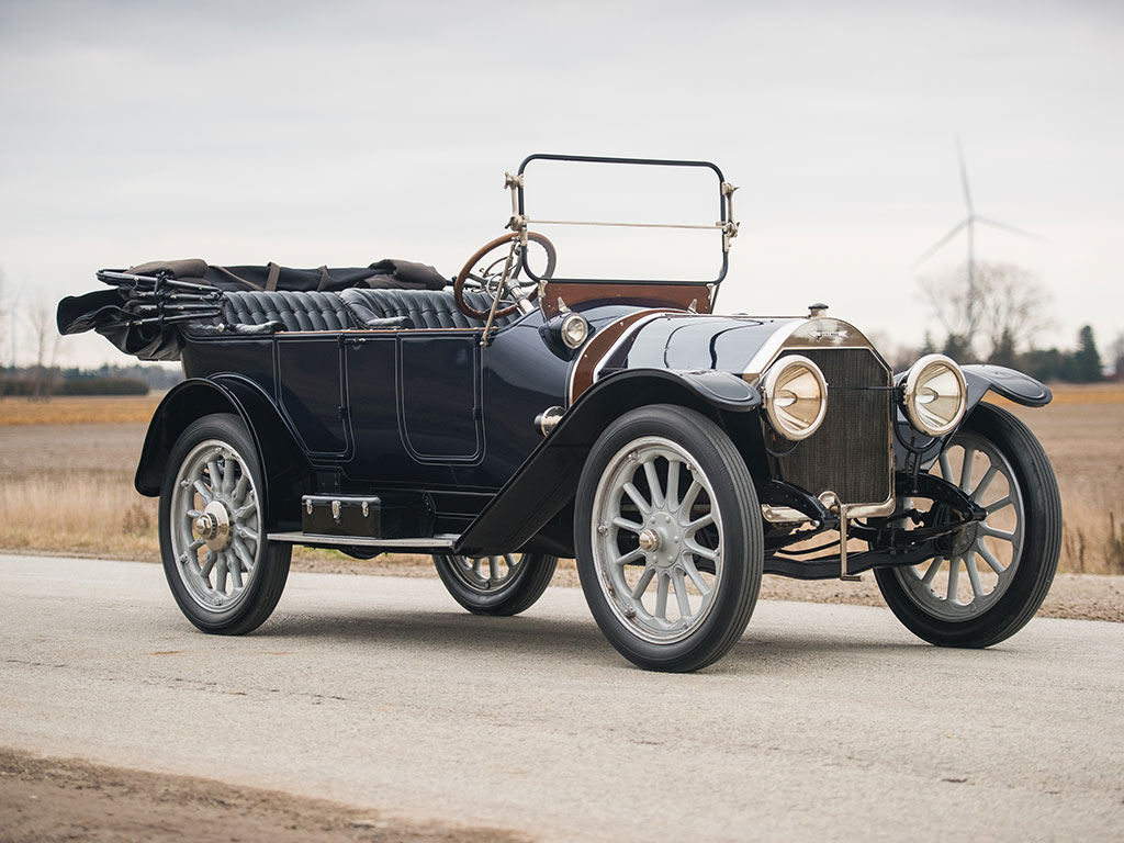 Motor Car Manufacturing Company Pathfinder Series XIII – 1913
