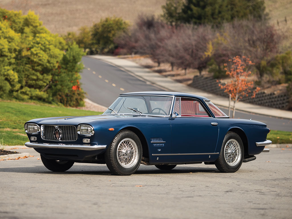 Maserati 5000 GT Coupe by Allemano