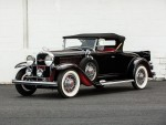 Buick Series 90 Sport Roadster – 1931