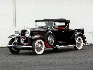 Buick Series 90 Sport Roadster – 1931