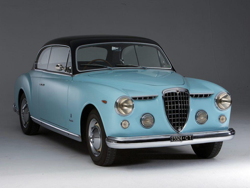Lancia Aurelia B53 Coupe by Allemano – 1952